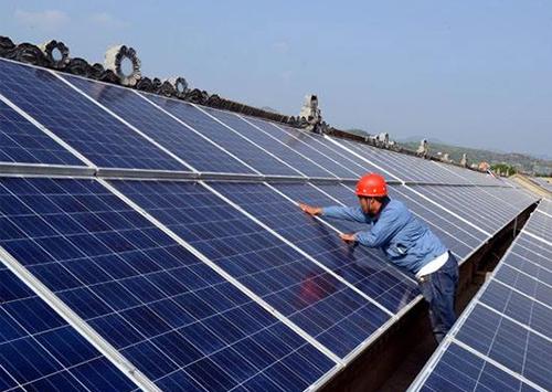 烟台安装太阳能案例