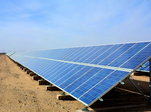 栖霞光伏太阳能发电