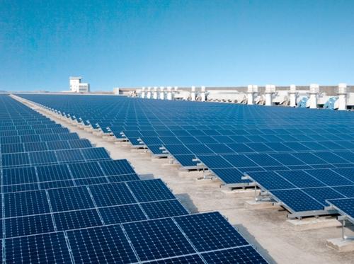 栖霞太阳能工程