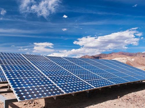 烟台太阳能发电系统