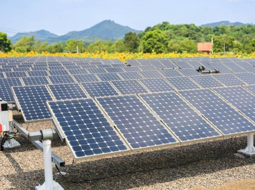 栖霞太阳能发电原理