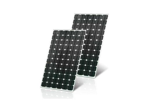 太阳能电池 白色网格有框72片